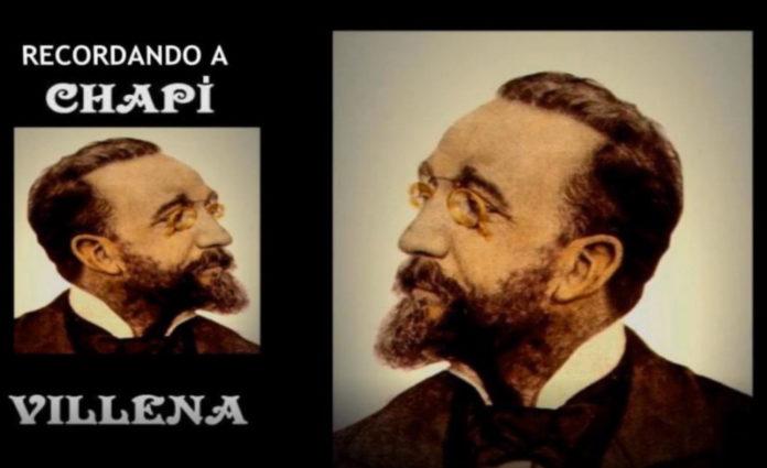 Ruperto Chapí , Villena