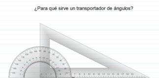 Transportador de ángulos