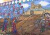 Artekarana - Fiestas del Medievo Villena - Murales