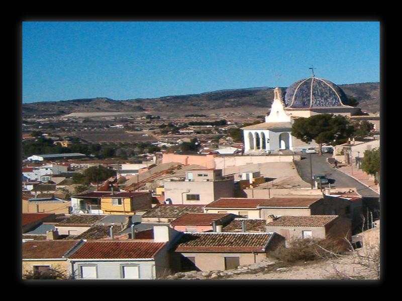 Castillo de Monóvar