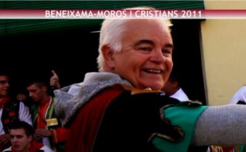 Beneixama Moros i Cristians 2011